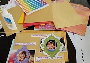 How to make a laminated scrapbook / storybook / photo album